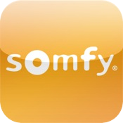 Logo der Somfy-App