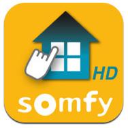 Somfy HD App Logo