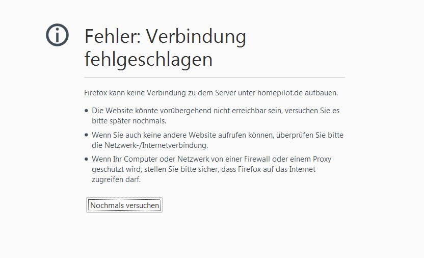 fehler_homepilot-de
